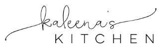 Kaleena's Kitchen